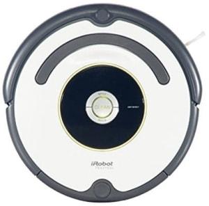 Miglior robot aspirapolvere: iRobot Roomba 615