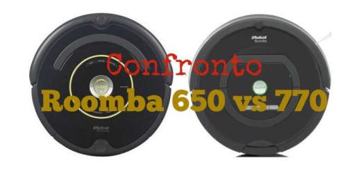 Roomba 650 vs 770