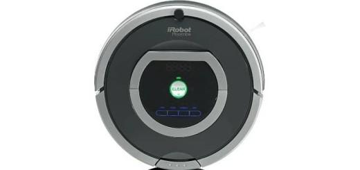 Recensione Roomba 780