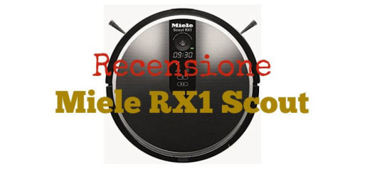 Recensione Miele RX1 Scout
