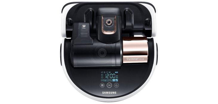 Recensione Samsung VR20F9050UW POWERbot