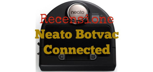 Recensione Neato Botvac Connected