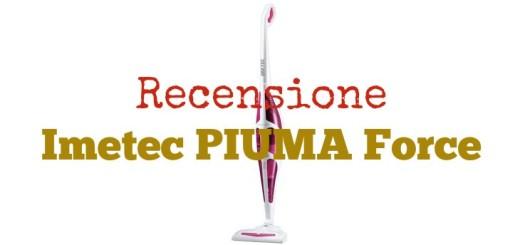 Recensione Imetec Piuma Force