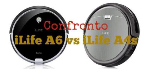 Confronto ILIFE A6 vs ILIFE A4s