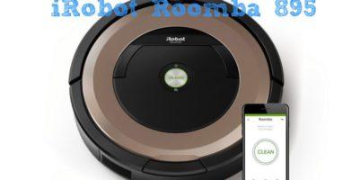 IRobot Roomba 895, un Ottimo Aiuto in Casa