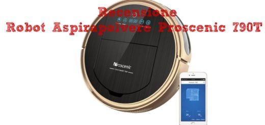 Recensione Proscenic 790T