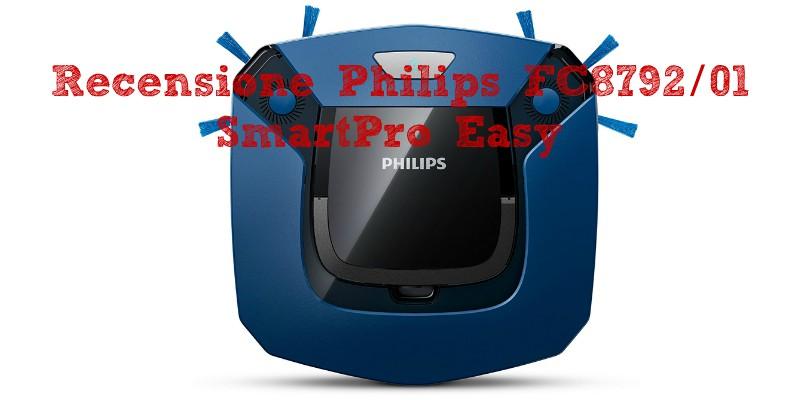 Recensione Philips FC8792/01 SmartPro Easy