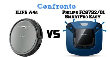 Qual è il Migliore nel Confronto iLife A4s e Philips FC8792?