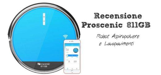 Recensione Proscenic 811GB