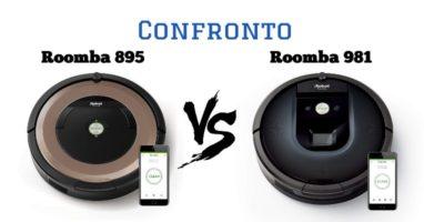Confronto Tra Roomba 895 E 981: Quale Conviene Acquistare?